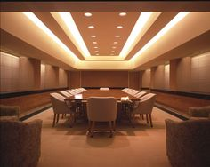 Conference Rooms // #bafco #bafcointeriors Visit www.bafco.com for more inspirations.