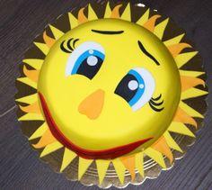 sun cake