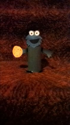 The cookie monster comes to Toddlers!