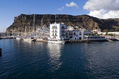 Puerto de Mogan    Gran Canaria, Canary Islands, Spain
