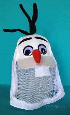 how to make elsa costume for child