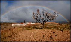 Rainbow, Rambla De Oria, Almeria