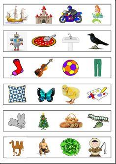 rime plusieurs activité a imprimer Class Birthdays, Solar System Crafts, Birthday Charts, Letter Games, Kindergarten Class, Adhd Kids, Montessori Activities, Tot School, Teaching French
