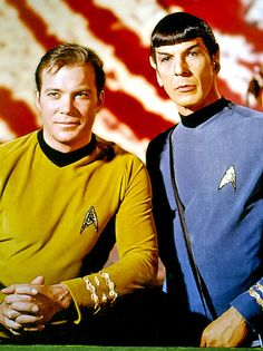 Leonard Nimoy, Star Trek, ... | This was a relationship that lived long (the series, six movies, and the new reboot) and prospered. Kirk was the rebellious leader, Spock the logical