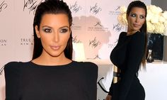 'It's that kinda night': Kim Kardashian left red-faced after less than 50 people turn up at her club appearance