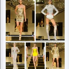Versace collection spring 2012! Love this, probably my fave of the couture spring