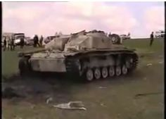 WHO-TUBE: Tank Recovery - STuG III German Tank Pulled From The Mud - http://www.warhistoryonline.com/whotube-2/tube-tank-recovery-stug-iii-german-tank-pulled-mud.html