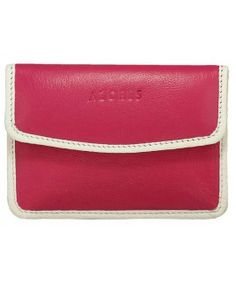 Azores Ladies Red Coin purse