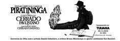 """é um livro de artista numerado, com tiragem de 1000 exemplares assinados pelo autor, que constitui parte do corpo de trabalho do projeto Cerrado Infinito. Publicado pela editora La Luz del Fuego, com 184 páginas P&B, apresenta relatos da trajetória de destruição dessa paisagem natural, além de fichas de identificação com desenhos botânicos de 50 plantas típicas. O livro também é um convite a participar do projeto, ensinando """"Como fazer seu próprio Cerrado Infinito""""."""