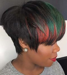 f you fancy a new look, you can't do better than choose an easy pixie haircut with a modern twist! Black Women Hairstyles, Down Hairstyles, Braided Hairstyles, Wedding Hairstyles, Hairdos, Medium Hair Styles, Curly Hair Styles, Natural Hair Styles, Pixie Styles