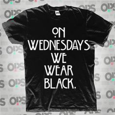 American Horror Story - On Wednesdays We Wear Black