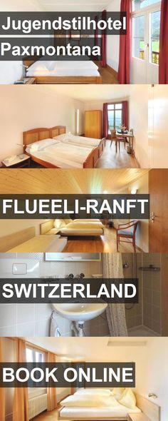 Jugendstilhotel Paxmontana in Flueeli-Ranft, Switzerland. For more information, photos, reviews and best prices please follow the link. #Switzerland #Flueeli-Ranft #travel #vacation #hotel  switzerland  Accedi al sito per informazioni   https://storelatina.com/switzerland/travelling