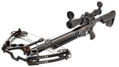 TAC-15 Tactical Crossbow... she means business.
