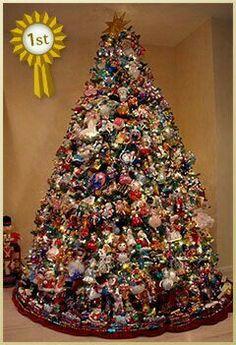 Christopher Radko ornaments - gorgeous