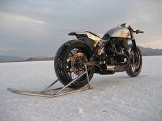 Custom Harley-Davidson Dyna by Kraus - Grease n Gasoline | Cars | Motorcycles…