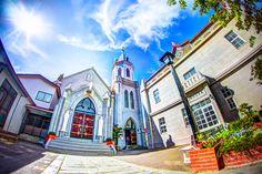 """Motomachi Roman Catholic Church."" Photo by Maya PHOTOGRAPHY http://mayaphgrphy.wix.com/home Thank you for following Hakodate Pictorial. Please ""Share"" or ""Like"" if you like photos. #日本 #japan #北海道 #hokkaido #函館 #hakodate #元町カトリック教会 #MotomachiRomanCatholicChurch #church #CatholicChurch #函館元町"