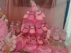 Pastel de zapatos