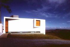 Residência Afonso Borges, Condomínio Retiro das Pedras, Brumadinho MG, 1999. Arquiteto Gustavo Penna<br />Foto Eugênio Sávio