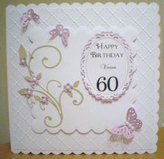 ideas for handmade mans 60th birthday card rugby - Google Search