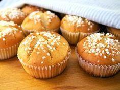 Pikapullat Food Inspiration, Baked Goods, Hamburger, Muffins, Sweets, Bread, Baking, Breakfast, Koti