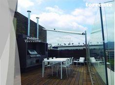 Velas enrollables para terrazas - Velas enrollables TE®