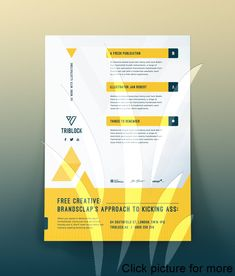 business flyer template psd free download company brochure template psd free download business flyer templates psd Corporate Brochure Design, Company Brochure, Corporate Flyer, Corporate Business, Business Flyer Templates, Flyer Design Templates, Brochure Template, Business Poster, Business Brochure