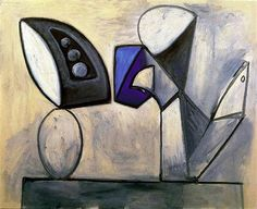 Still life - Pablo Picasso