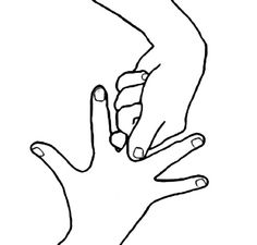 Use Jin Shin Jyutsu to Nourish Your Body Hand Mudras, Feeling Drained, Feeling Frustrated, Massage Tips, Left And Right Handed, Feeling Insecure, Jin, Feel Tired, Self Help