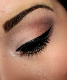 Simple neautral makeup of the day. VERY AFFORDABLE LOOK.
