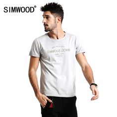 SIMWOOD 2017 Spring Summer New Fashion Vintage T Shirts Men 100% Pure Cotton  Curled  Hem Slim Fit Shorts Sleeve   TD1158 //Price: $27.12 & FREE Shipping //     #trending    #love #TagsForLikes #TagsForLikesApp #TFLers #tweegram #photooftheday #20likes #amazing #smile #follow4follow #like4like #look #instalike #igers #picoftheday #food #instadaily #instafollow #followme #girl #iphoneonly #instagood #bestoftheday #instacool #instago #all_shots #follow #webstagram #colorful #style #swag…