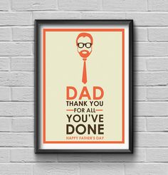 Father's Day Poster Dad Thank You for All You by TheArtsEcstasy Fathers Day Poster, Fathers Day Quotes, Happy Fathers Day, Fathers Day Gifts, Quote Of The Day, Dads, Posters, Club, Holiday