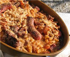 Cassoulet: la meilleure recette – Food for thought. – Rebel Without Applause Healthy Dinner Recipes, Gourmet Recipes, Sweet Recipes, Le Cassoulet, Food For Thought, Soul Food, Food Dishes, Food And Drink, Favorite Recipes