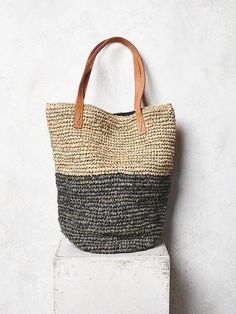 Z & L Shoreline Tote at Free People Clothing Boutique