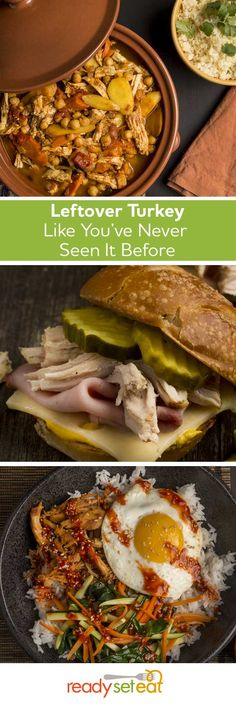 New ways to spice up Thanksgiving's leftover turkey! Easy Thanksgiving Recipes, Thanksgiving Leftovers, Leftover Turkey Recipes, Quiche Recipes, Quick Easy Meals, Spice Things Up, Ethnic Recipes, Food, Holidays
