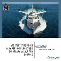 Let us celebrate Indian Navy Day by saluting all the navy men for their bravery, dedication, and patriotism. Indian Navy Day, Navy Man, Festive, Hero, Happy, Movie Posters, Film Poster, Popcorn Posters, Ser Feliz