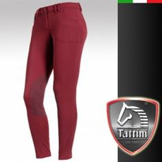 These ladies breeches are a new model with American style cut front pockets and…