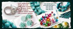 margele si accesorii pentru bijuterii handmade