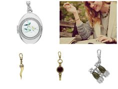 Two more days until the end of our semi annual sale... These charms are amazing and what a great price. You can hang them from your our Tresor bracelet or necklace or your own bracelet/necklace as well as your purses, gym bags, beach bag, hang on your rearview mirror of your car. They are super detailed and really cute! I'm obsesses with the horn one I wear every other day on my Tresor bracelet but that's the country girl in me.. lisalopez77.chloeandisabel.com