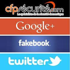 Suivez nous sur nos différents pages