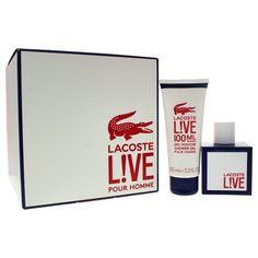 Lacoste Live Men's 2-piece Gift Set