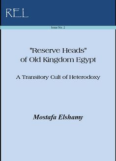 The subject we are investigating has been a challenge in Egyptology for over a century and none of the theories has gained common acceptance. It is in vain to solve such a long-term perplexity without the original codes already established in my research of 2014. By employing the codes of Predynastic and Dynastic Egypt, a transitory cult of heterodoxy practiced by a sect of priests and nobles shall be investigated and validated. (Free Download) https://independent.academia.edu/MostafaElshamy