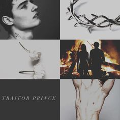 Cal Calore College | The Red Queen
