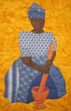 Kalahari Quilts - an amazing site!