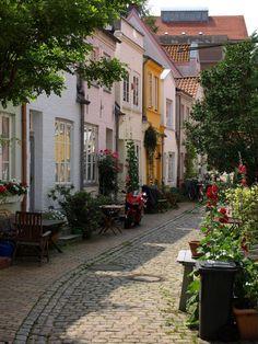 Lubeck, Germany (by Ostseetroll)