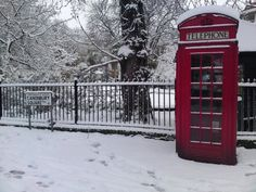 london phonebooth/Christmas