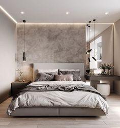 Modern Luxury Bedroom, Master Bedroom Interior, Room Design Bedroom, Bedroom Furniture Design, Modern Bedroom Design, Room Ideas Bedroom, Home Room Design, Small Room Bedroom, Luxurious Bedrooms