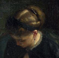 nataliakoptseva: Jacob Maris - A Young Woman...