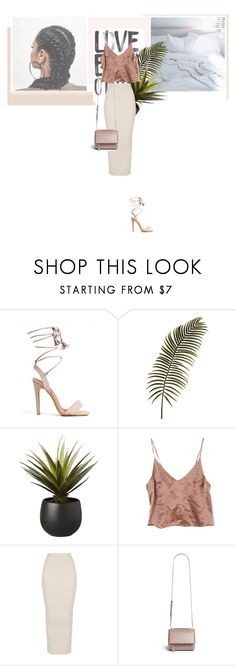 """""""'You don't always need a plan. Sometimes you just need to breathe, trust, let go, and see what happens.'"""" by angel-from-heaven ❤ liked on Polyvore featuring CB2 and Givenchy"""