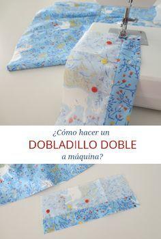 Hacer cortinas hacer cortinas metodo y cortinas - Dobladillo cortinas ...