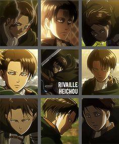 Shingeki no Kyojin (ep 22) Levi Rivaille